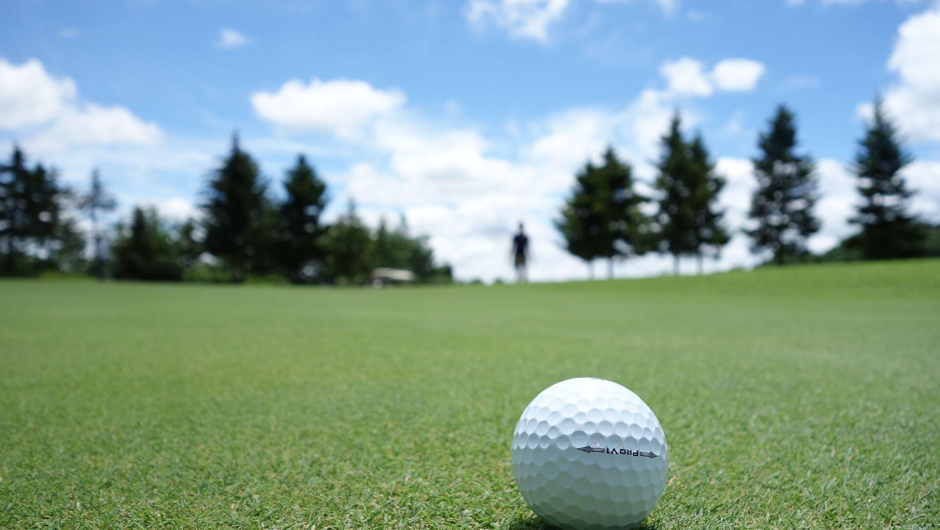 Règle du jeu de golf